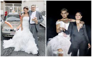 Фото со свадьбы Моргенштерна и Диляры