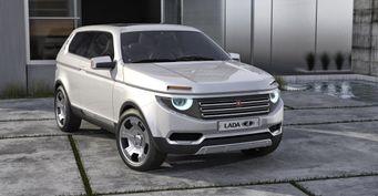 Глава Renault: Новая LADA Niva будет похожа наSuzuki Jimny
