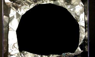 Британские ученые создали самый черный в мире материал