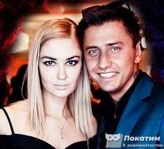 Агата Муцениеце, Павел Прилучный. Pokatim.ru