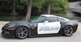 Полиция Техаса оставила себе конфискованный 1000-сильный Chevrolet Corvette