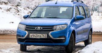 Renault «пригрозили» уходом изРоссии из-за нового LADA Largus