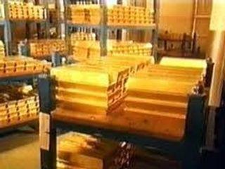 По объему золота в резервах ЦБ Россия вышла на 6-е место