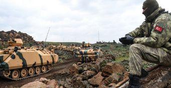 Эрдоган перешел в наступление: Турция внезапно напала на позиции войск России в Сирии