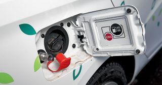 Хоть бензин заливай, хоть метаном заправляй. Фото: Autoreview