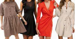 Платье сядет «как влитое» — 3 идеальных фасона украсят любой силуэт