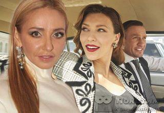 Татьяна Навка, Регина Тодоренко иРоман Костомаров. Источник: Pokatim.ru