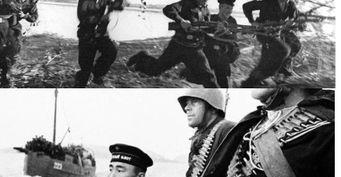 76 лет назад 800 советских морпехов уничтожили 8-тысячное войско Румынии и Германии