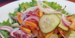 Овощная закуска в домашнем маринаде - быстрее, чем сбегать в магазин