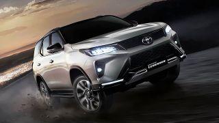 Фото: Toyota Fortuner, источник: Toyota