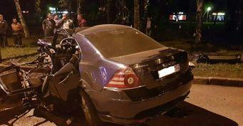 Ночью в Стерлитамаке в жутком ДТП погибли два человека