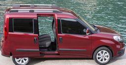 Fiat Doblo получил только три звезды из пяти от EuroNCAP