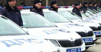 ТОП-5 самых дорогих полицейских автомобилей в России