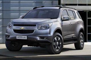 В Москве 27 августа на ММАС-2014 представят новую Chevrolet Niva