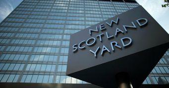 Полиция Лондона пересядет на гибридные автомобили