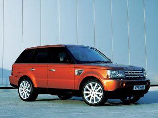 Land Rover Range Rover Sport - самый угоняемый автомобиль в России