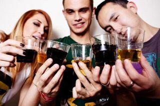 Ученые: Даже малые дозы алкоголя вредят сердцу