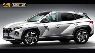 Фото: Hyundai Tucson 2021, источник: YouTube-канал AtchaCars