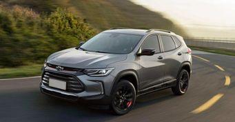Подвинет Creta иKaptur: Кроссовер Chevrolet Tracker за1,3млн рублей скоро появится вРоссии— мнение