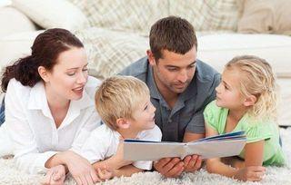 Ученые: Чтение в раннем возрасте повышает интеллект ребенка