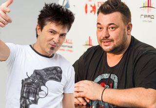 Алексей Потехин и Сергей Жуков сейчас Фото: Pokatim.ru