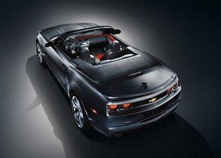 Новый «Chevrolet Camaro» оснастят 2,0-литровым движком