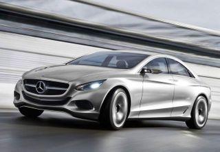Водородный Mercedes-Benz будет выпущен уже в 2017 году