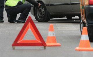 В Магадане произошло ДТП: столкнулись УАЗы