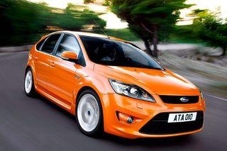 Ford официально представила свой обновленный Focus ST