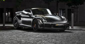 Тюнинг-ателье Auto-Dynamics представило «заряженный» Porsche 911 Turbo S