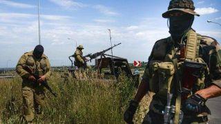 ВС Украины установили контроль над юго-восточной частью Луганска