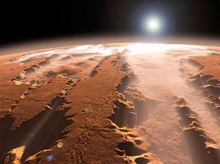 Марс обстреляют стрелами-зондами, чтобы найти жизнь под его поверхностью