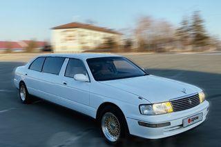 Лимузин для суперзвезды изToyota Crown 1993, фото: Drom