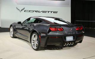 Новый Сhevrolet Corvette Stingray доступен в России за 4 млн рублей
