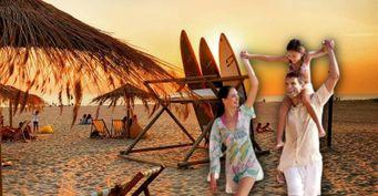 Поповка вКрыму: Как базу фестиваля «Казантип» превратили всемейный курорт