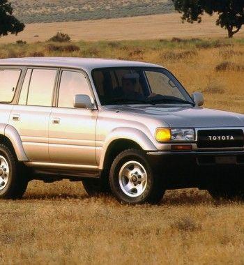 Самый надёжный внедорожник за миллион: Почему Toyota Land Cruiser 80 все ещё хорош?