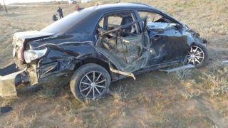 В Самарской области в ДТП погибли 2 женщины