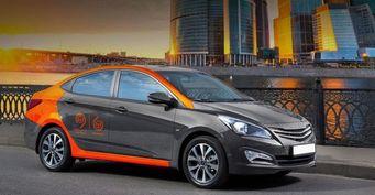 В автопарке московского каршеринга могут появиться модели LADA