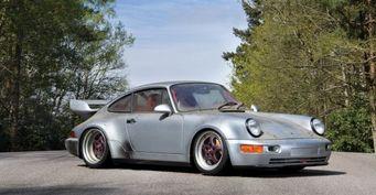 Porsche 911 RSR уйдет с молотка на аукционе RM Sotheby