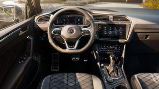 Обновлённый Volkswagen Tiguan. Фото: VAG
