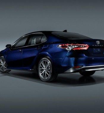 Обновлённая Toyota Camry 2021 станет безопаснее и поменяет внешность