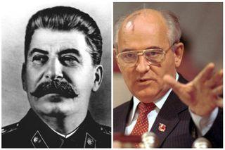 Один привёл СССР кПобеде, второй— уничтожил страну без войны. Источники фото: cdnvideo.ru, gazeta.ru