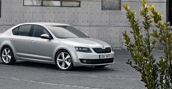 С конвейера Skoda сошел 6-миллионный автомобиль модели Octavia