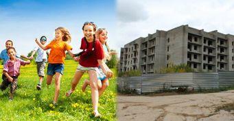 Почему дети любят играть на заброшенных стройках, объяснила психолог