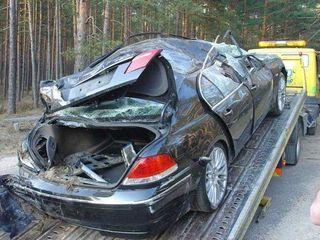 Две женщины получили травмы в результате аварии в Карелии