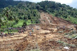 Не менее 16 индонезийцев погибли в результате оползней на Яве и Суматре