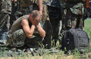 Ополченцы захватили населенный пункт Еленовка