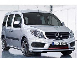 В России стартовали продажи бензинового Mercedes-Benz Citan