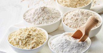 Пышное тесто без дрожжей: Подготовка муки для пирожков, торта или хлеба