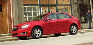 GM приостановил продажи Chevrolet Cruz из-за обнаруженного дефекта